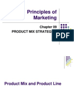 09 - Product Mix Strategies