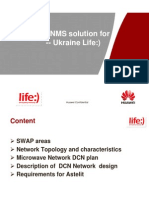 Annex6 MW NMS Solution for Life V2.0