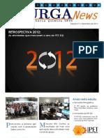 PURGA News - Edição de Dezembro