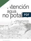 Calidad y precio del agua en las capitales de provincia
