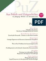 APuZ 2012-48 Online