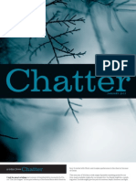 Chatter, January 2013