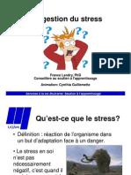 Gestion Stress 30mn c