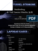 Sindrom Terowongan Carpal Dr Yudi