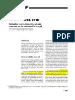 Cufin y Cuca 2010. Actualice correctamente ambas cuentas en la declaración anual