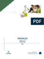Manual EDC Idse 3.3