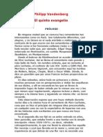 El Quinto Evangelio - Philipp Vandenberg Doc