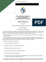 Código Tributario (Actualizado al 2002)