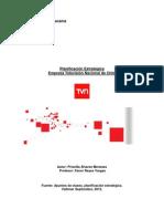 Planificación Estrategica TVN (Priscilla Alvarez)