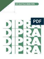 DIPRA Design of DI Pipe