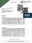 Direct Drive Shutter Fan EPRSM & LPSF