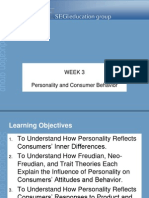 Cb Week 3 Ppt-personality