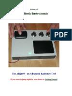 AR2150 Manual