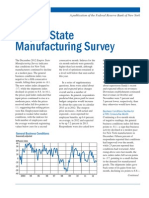 Empire State Manufacturing Survey December