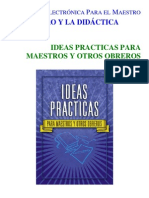 Ideas Practicas Para Maestros y Otros Obreros