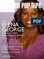 Women For Hire Magazine- Fall 2008