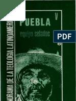 Equipo Seladoc - Panorama de La Teologia Latinoamericana v Puebla