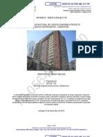 analisis sismico de un edificio