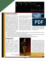 Black Sun Newsletter!