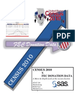 Census Analysis Project STAT 330