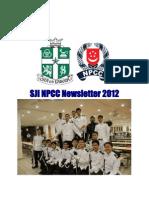 SJI NPCC Newsletter for 2012