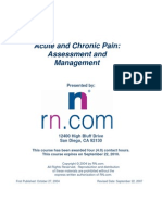 Pain Document