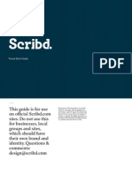 Scribd Visual Style Guide