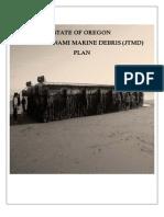 State of Oregon Japan Tsunami Marine Debris Plan