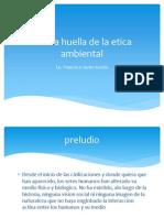 Tras La Huella de La Etica Ambiental PDF