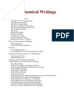 Alchemical Writings