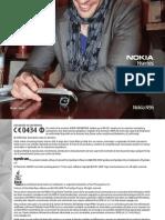 manual del celular nokia n96