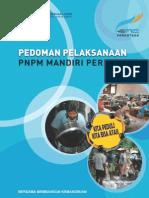 Pedoman Pelaksanaan Edisi Sept2012