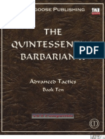The Quintessential Barbarian II (v3.5)