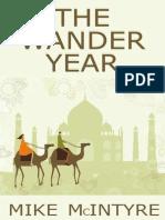 The Wander Year