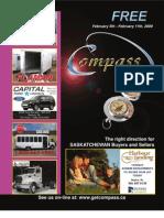 Compass Magazine Feb 5th Issue Saskatchewan
