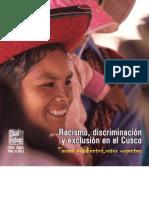 Racismo, Discriminación y Exclusión