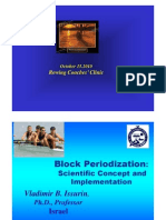 9.4 Block Periodization by Vladimir B. Issurin