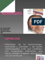 Meningitis Internado