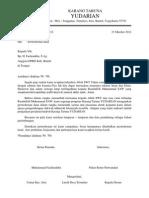 Proposal Pengadaan Alat Hadroh