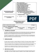 DECLARA ALERTA ROJA COMUNA PUNTA ARENAS 19.12.2012