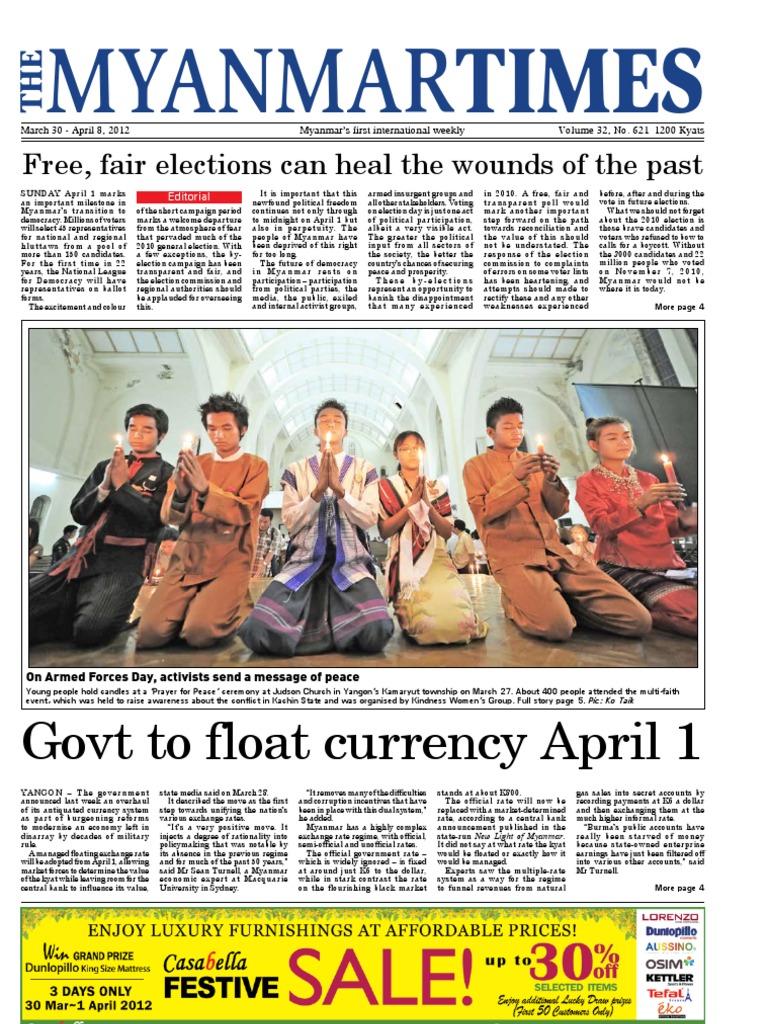 201232621 Industrial Policy Myanmar Nuku Sydney Red Glossy Heels Merah 39