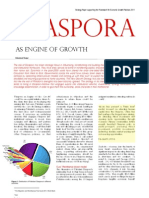 Diaspora as Engine of Growth