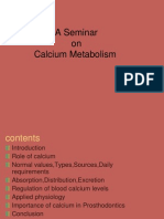 Calcium Metabolism New 15-6