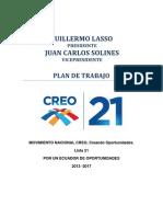Plan de Gobierno CNE 13112012 Final