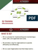 5S Training Office
