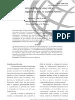 """O Projeto de Extensão Universitária """"Brasil, meu negócio é turismo"""" no estado de Roraima"""