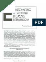 doctrinas mexico