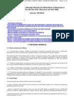 GE 053 - Ghid de Executie Privind Protectia Anticoroziva a Constructiilor Din Otel - 2004