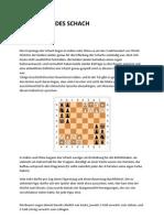 Geschichte Des Schach