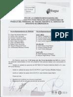 Acta 4 Comisión Negociadora VI Convenio UBE